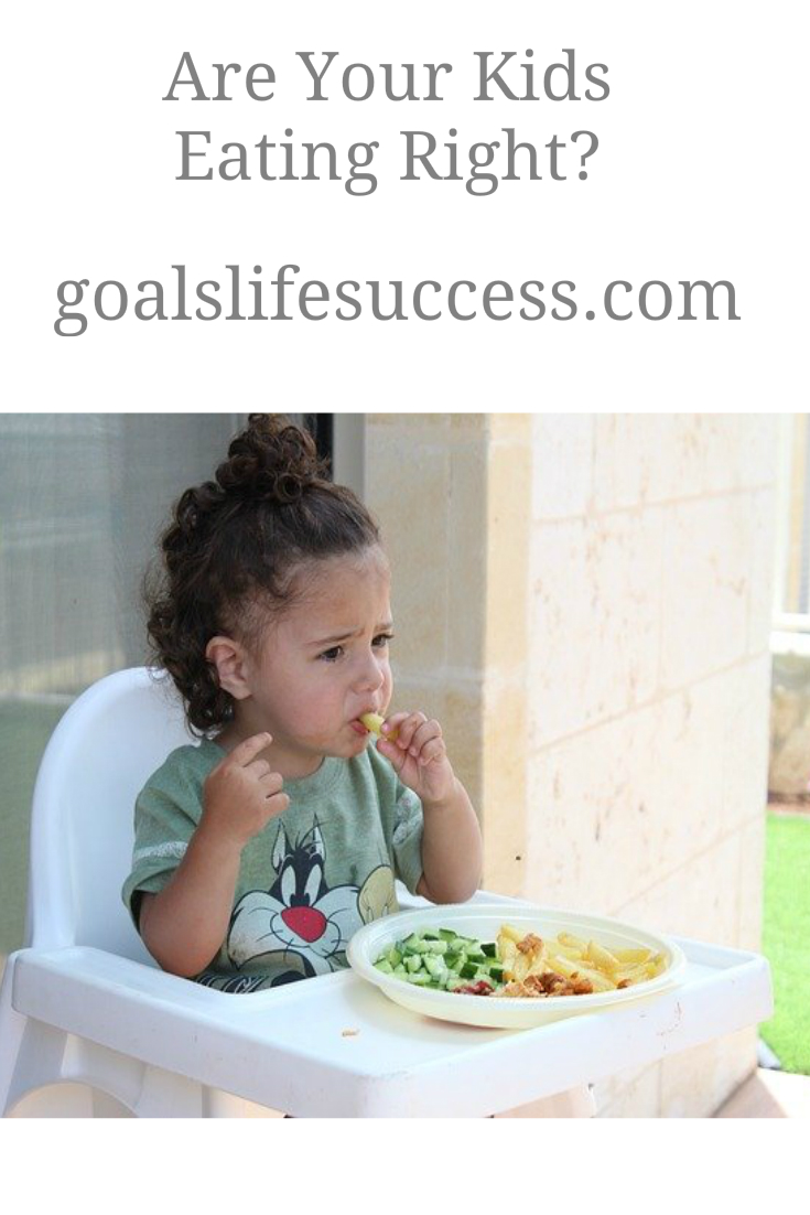 Are Your Kids Eating Right