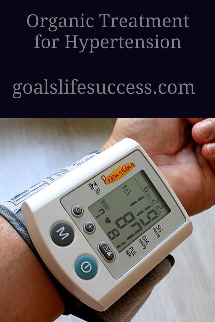 Organic Treatment for Hypertension