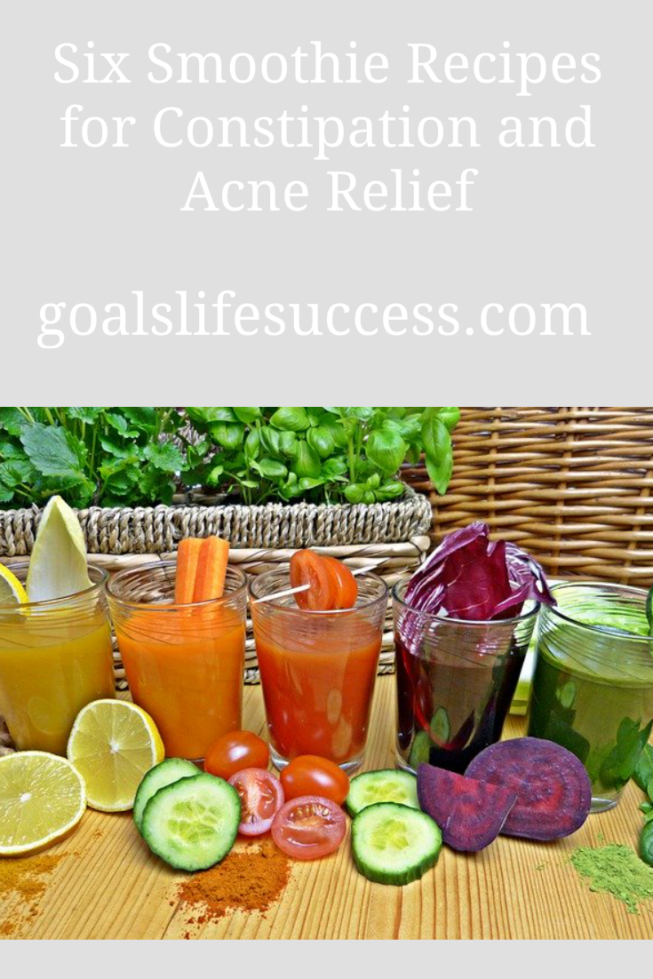 Smoothie for constipation relief