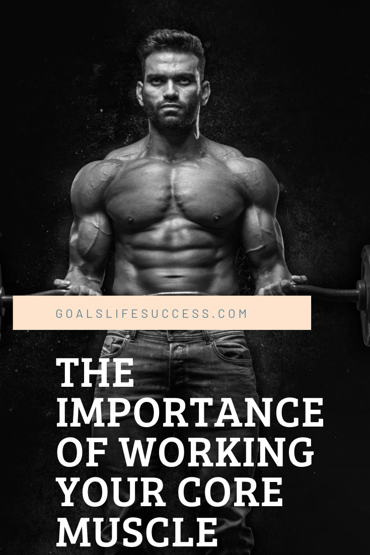 importance of working the core muscles